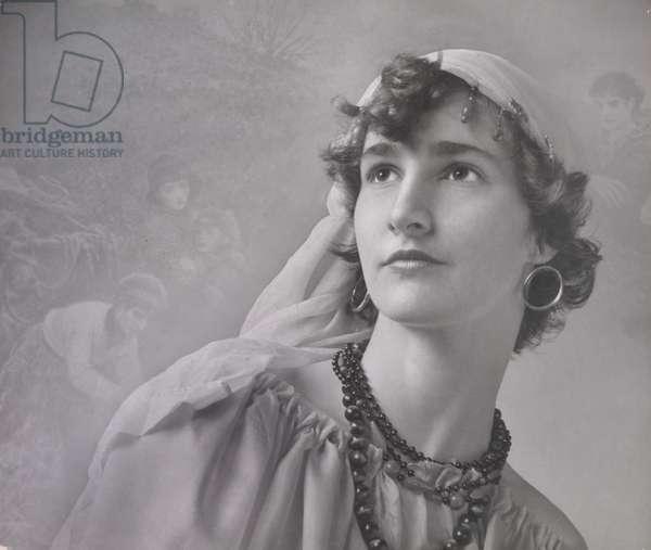 Gypsy Heritage, 1950s (silver gelatin print)