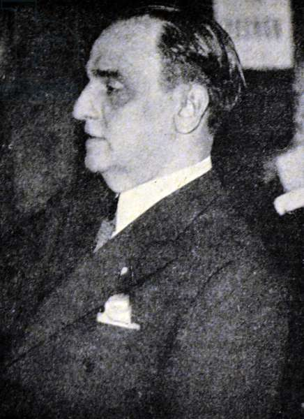 Spanish civil war: Antonio Goicoechea (1876, Barcelona - 1953) was an Alfonsine monarchist in Spain during the period of the Second Spanish Republic and the Spanish Civil War.