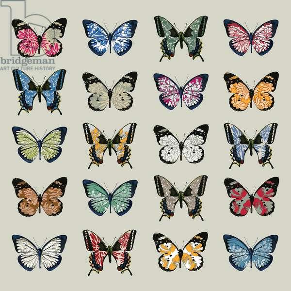 Papillon, 2008 (digital)