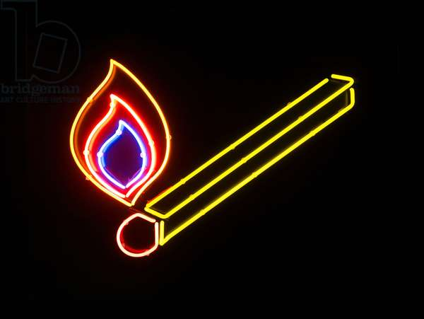 Lite, 2009 (animated neon)