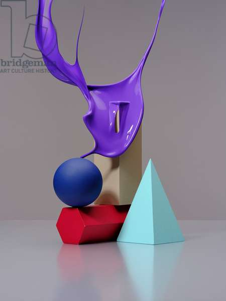 Geometria #1, 2019, fine art print