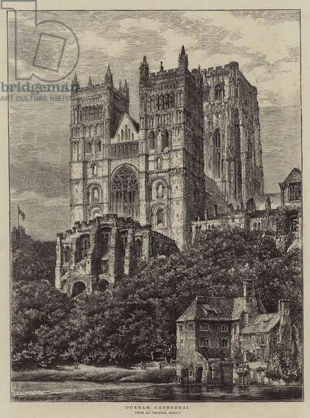 Durham Cathedral (engraving)