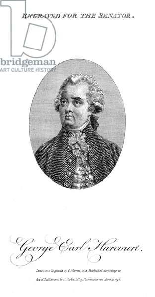GEORGE EARL HARCOURT