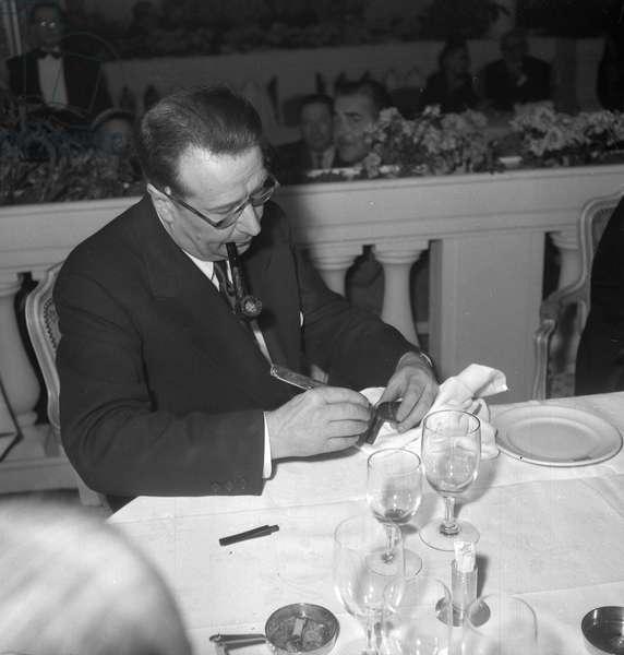 Georges Simenon, 1952