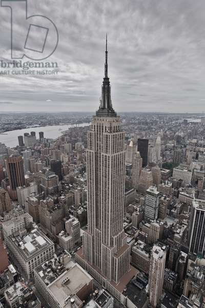 Empire State Building, 2006 (photo)