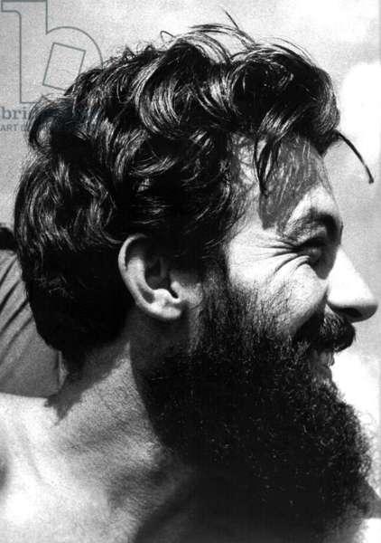 Cuba: Cuban revolutionary and guerrilla leader Camilo Cienfuegos, c.1959