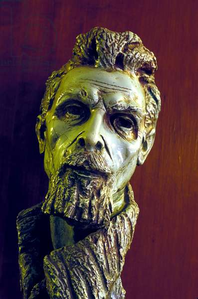 Bust of Claudio Monteverdi