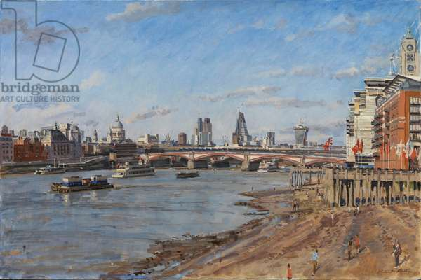 Blackfriars and the City