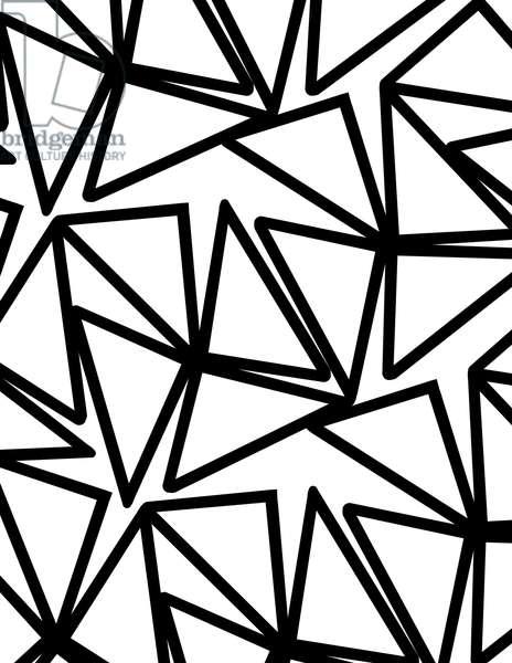 Triangles, 2011, Digital Media