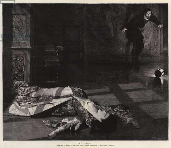 The Plague (engraving)