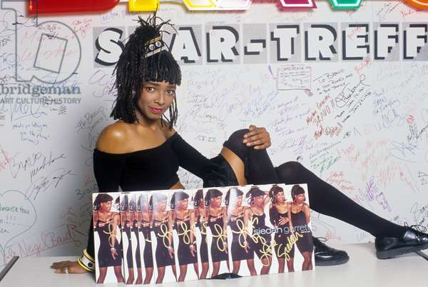 Siedah Garrett, 1988 (photo)