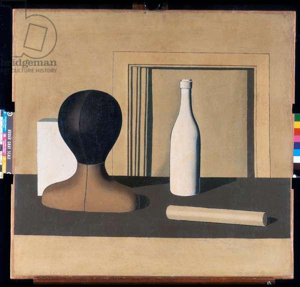 Still life, 1918 (oil on canvas)