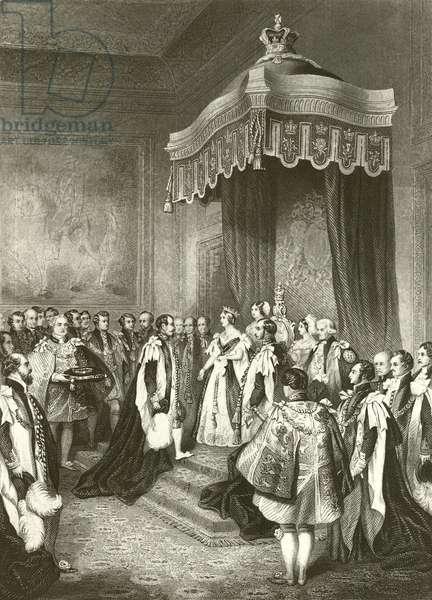 Queen Victoria (engraving)