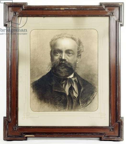 Antonin Dvorák  1890.