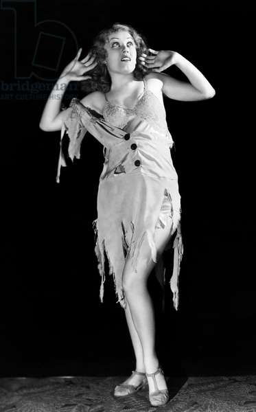 FAY WRAY (1907-2004) Canadian-born American actress. Still from the motion picture 'King Kong,' 1933.