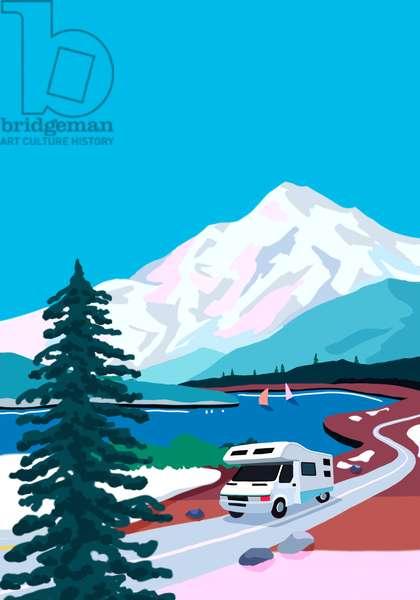 Mountaini, 2015 (digital illustration)