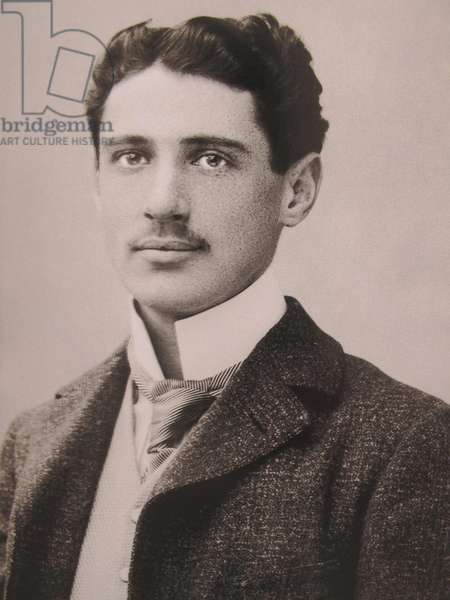 Portrait of Armand de Gramont, 1900 (photo)