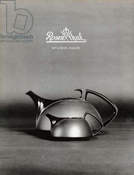 Theiere Rosenthal. Rosenthal tea pot.