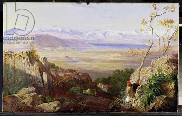Butrinto, Albania (oil on canvas)