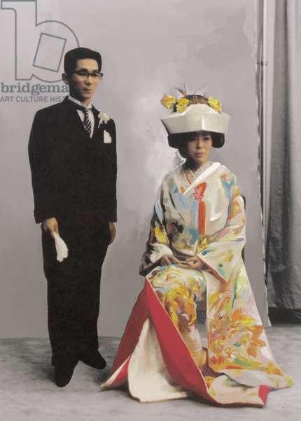 The Marriage, 1998 (iris digital print)