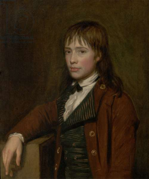 Thomas Abraham of Gurrington, Devon, 1784 (oil on canvas)