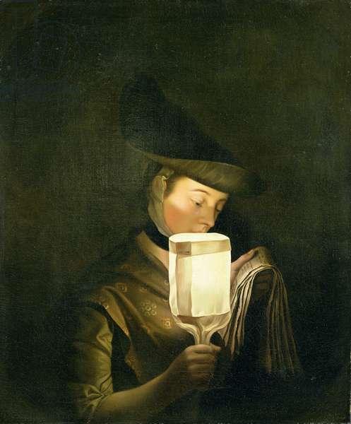 The Ballad Singer, c.1764 (oil on canvas)