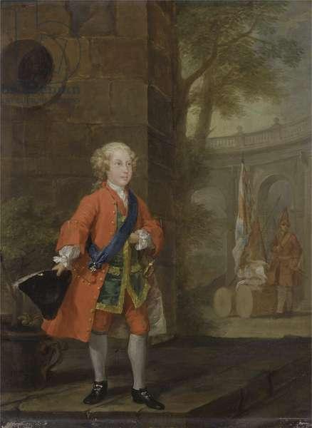 William Augustus, Duke of Cumberland (1721-65), 1732 (oil on canvas)