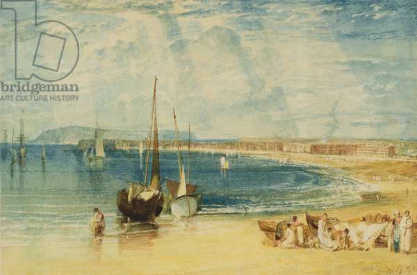 Weymouth, c.1811 (w/c on paper)