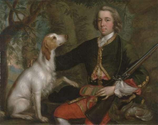 Windham Quin of Adare, Co. Limerick, Ireland, c.1745 (oil on canvas)