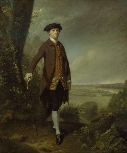 Thomas Le Blanc, c.1765-70 (oil on canvas)