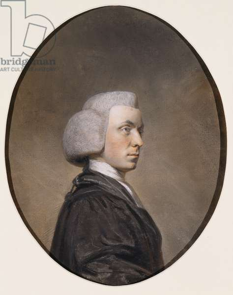 Revd. Philip Wodehouse, 1790s (pastel, chalk and graphite on paper)