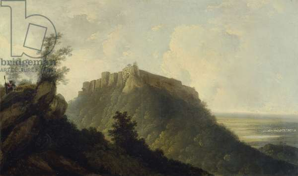 The Fort of Bidjegur, c.1784 (oil on canvas) (see also 150249)