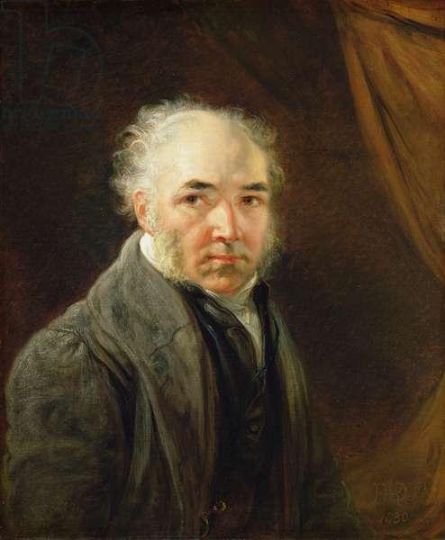 Self Portrait, 1830 (oil on canvas)