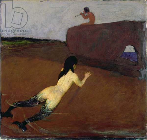 Belanschung (oil on canvas)