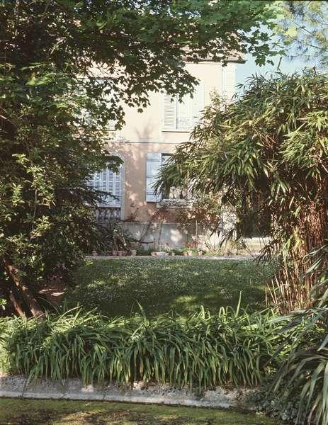 Delacroix's house (photo)