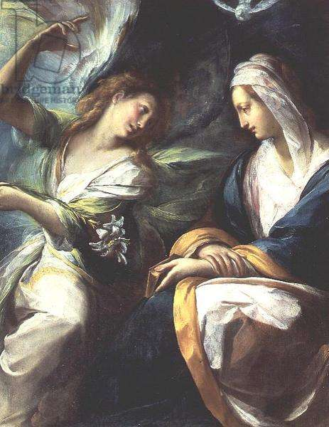 The Annunciation, c.1610