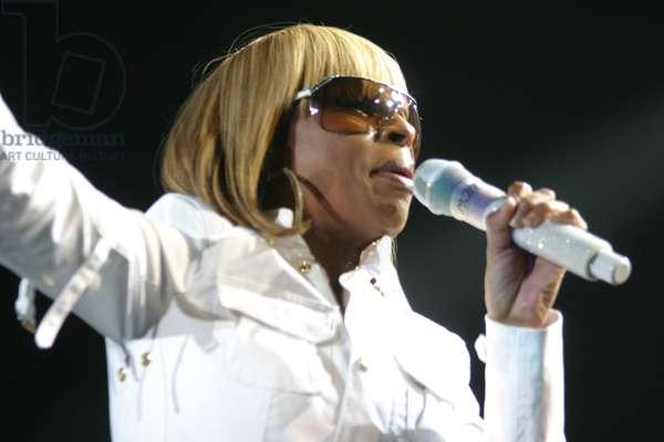 Mary Jane Blige