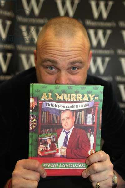 Al Murray portrait