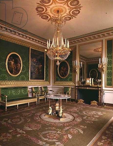 A Reception Room in the Grand Trianon (photo)