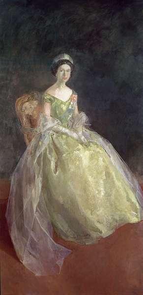 Queen Elizabeth II, 1965