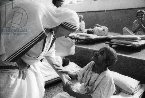 mother Teresa (Theresa) - Mother Teresa A Study in communication