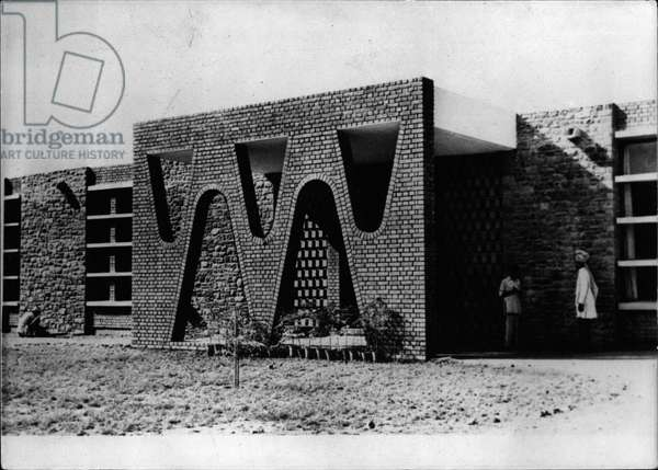 Oct 24, 1953 - Chandigarh Ministerial Bungalow by Corbusier