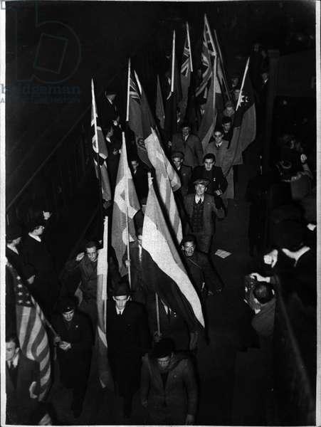 1936 Spanish Civil War: International Brigades